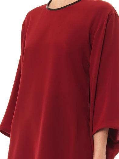 Givenchy Kimono-sleeved blouse