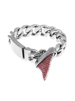 Shark's tooth bracelet