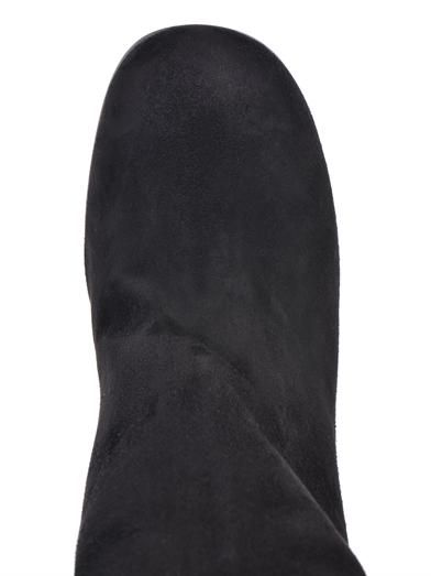 Givenchy Curved-heel suede boots