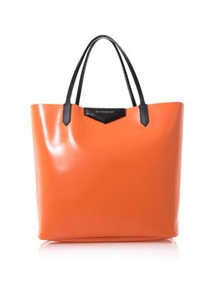 Antigona leather shopper