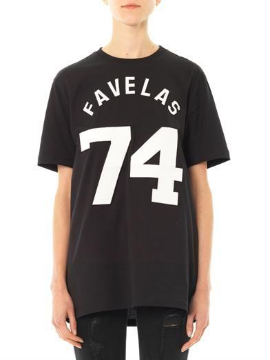 Givenchy Favelas 74 T-shirt