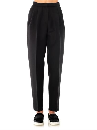 Giambattista Valli Tailored wool trousers
