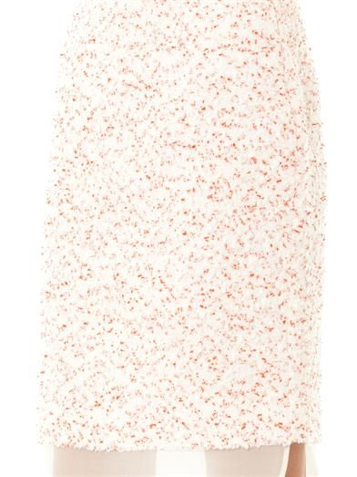 Giambattista Valli Tweed pencil skirt