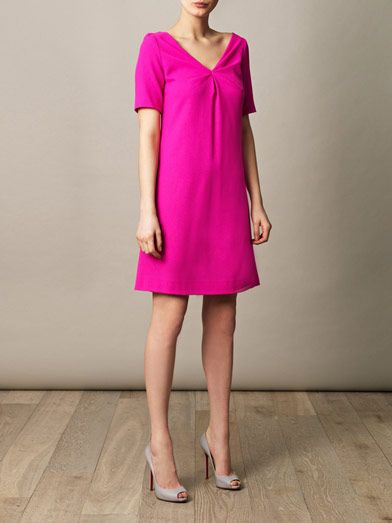 Goat Ria crepe dress