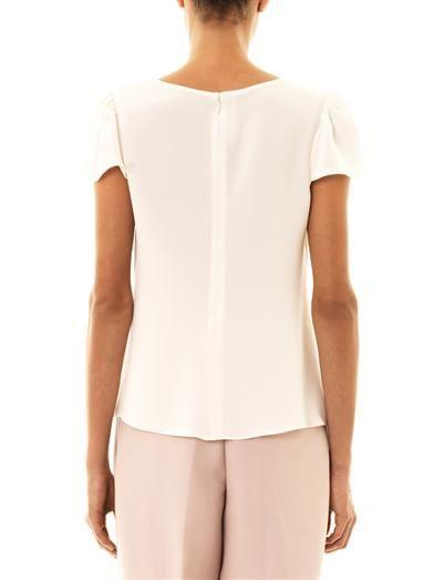 Goat Lianne silk blouse