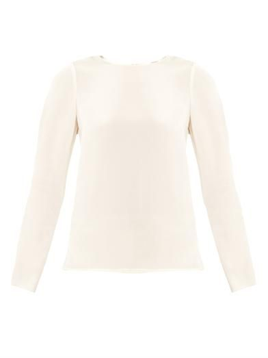 Goat Nobel long sleeve blouse