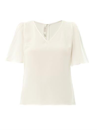 Goat Tinkerbell silk blouse