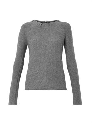 Virgo cashmere sweater