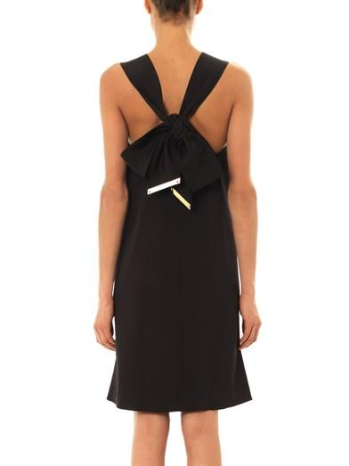 Sophie Hulme Bow-back dress