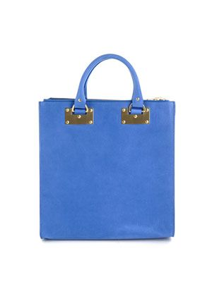 Zip-top shopper bag