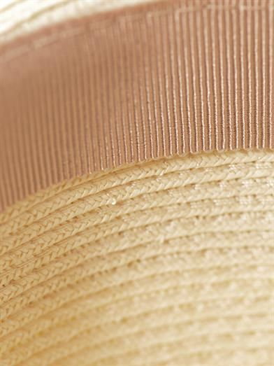 Gucci Straw beach hat