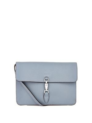 Jackie leather cross-body bag