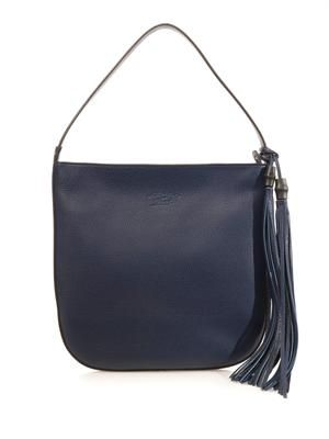 Lady tassel shoulder bag