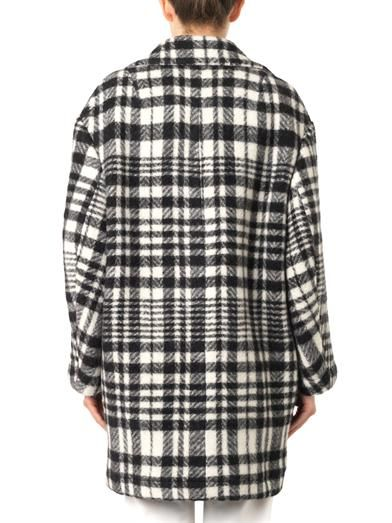 Stella McCartney Fonny double-breasted blanket coat