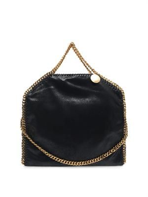 Falabella medium three-chain bag