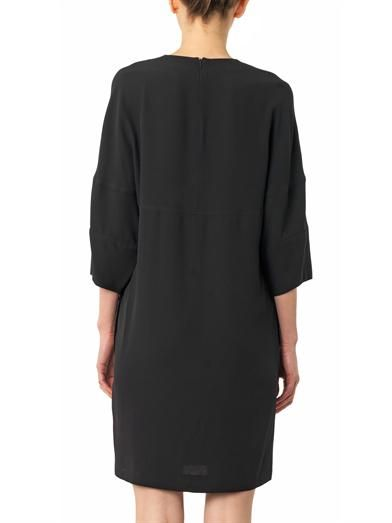Stella McCartney Embroidered crepe dress