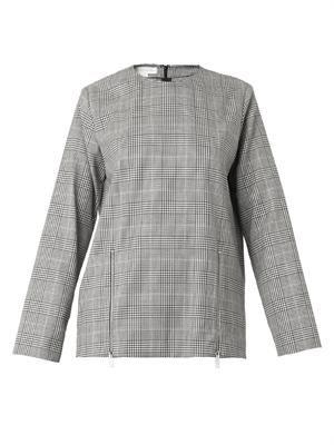 Gordon Prince of Wales-check top