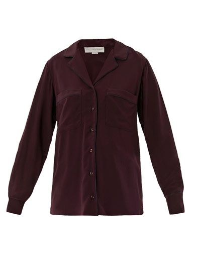 Stella McCartney Goodwin pyjama blouse