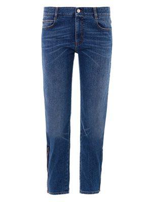Solange mid-rise boyfriend jeans