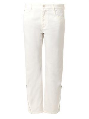 Solange low-slung boyfriend jeans