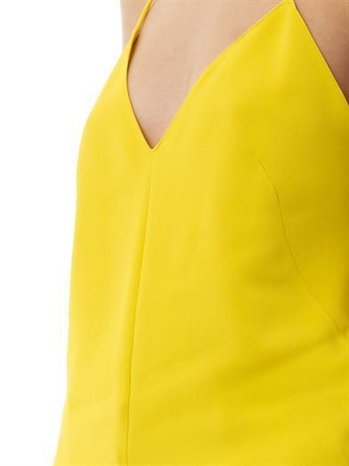 Stella McCartney Leon crepe camisole