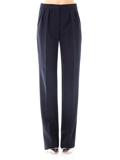 Stella McCartney Lauren wool tailored trousers