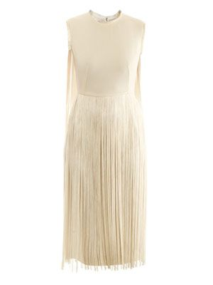 Melrose fringed dress