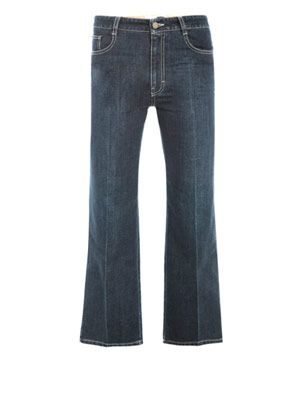 Chloe high-rise flared jeans