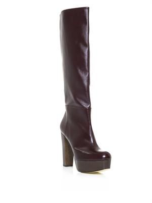 Bailey knee-high platform boots