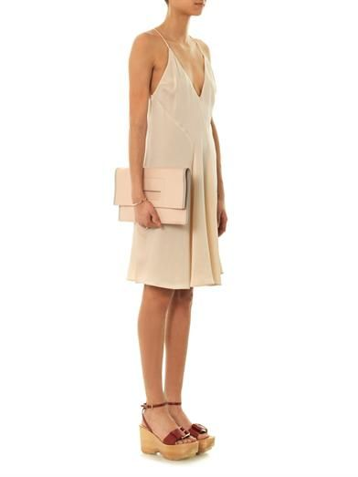Stella McCartney Anna satin dress
