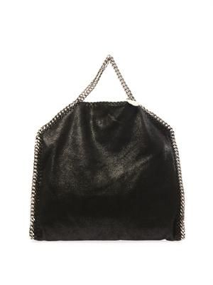 Falabella small three-chain bag