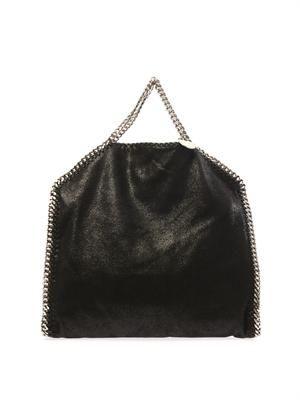 Falabella small three-chain bag