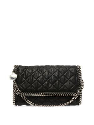 Falabella quilted shoulder bag