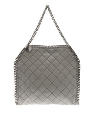 Falabella medium quilted shoulder bag