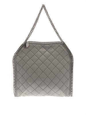 Falabella medium quilted shoulder bag