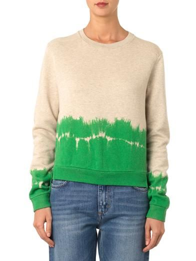Stella McCartney Tie-dye sweatshirt