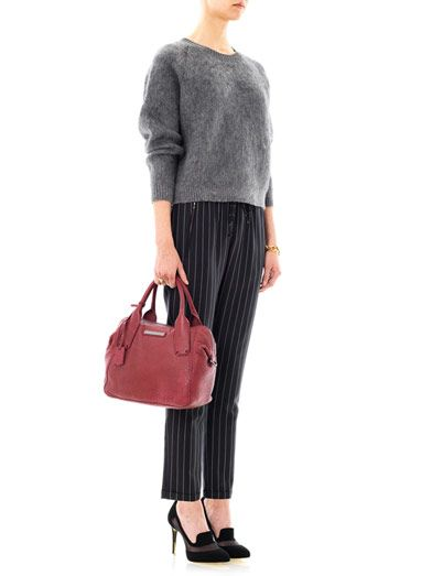 Stella McCartney Taylor pinstripe trousers