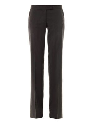 Jasmine wide-leg tailored trousers