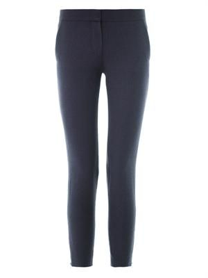 Velez skinny-leg tailored trousers