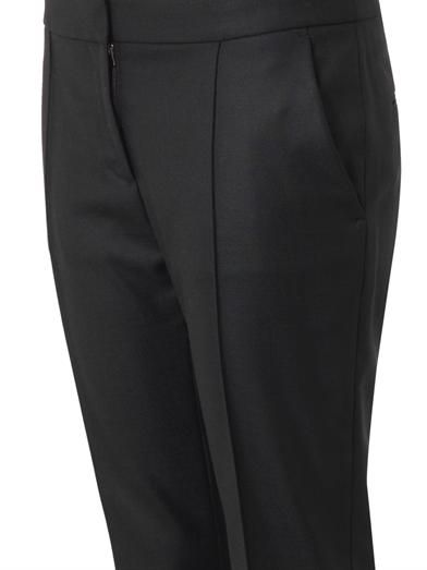 Stella McCartney Anna straight-leg tailored trousers