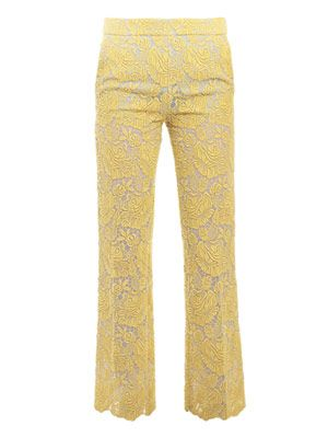 Vandella cropped trousers