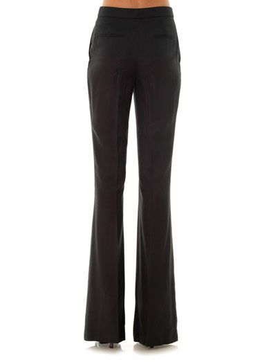 Stella McCartney Carlton boot-cut trousers