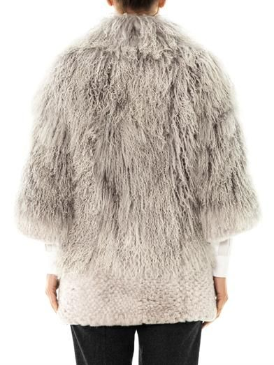 Hockley Thea fur jacket