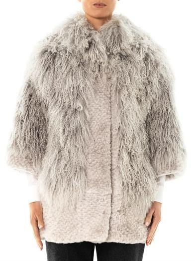 Hockley Thea fur jacket