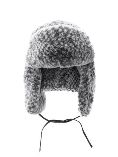 Hockley Fur trapper hat