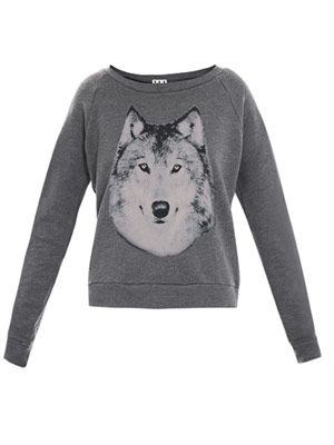 Hungry Like the Wolf sweater