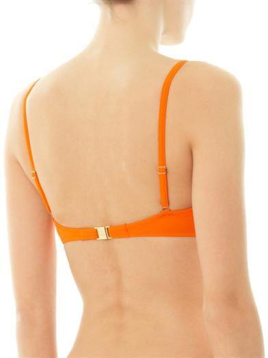 Heidi Klein Istanbul bandeau bikini top