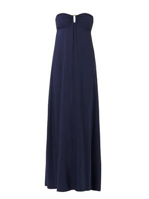 Ravello bandeau maxi dress