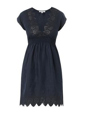 Vernazza linen dress