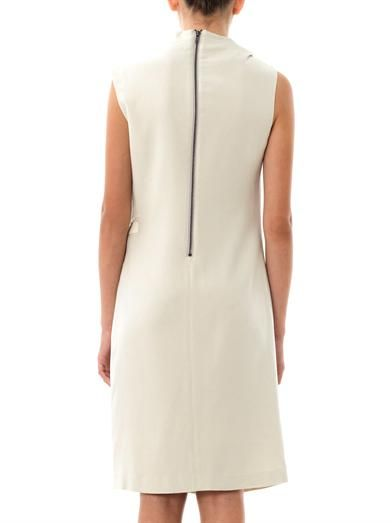 Helmut Lang Noa buckle detail dress